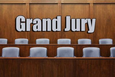 Grand jury indicts man on aggravated riot charge