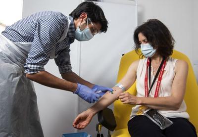 UK coronavirus vaccine prompts immune response in early test