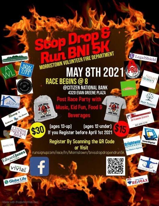 BNI to hosts 5K fundraiser