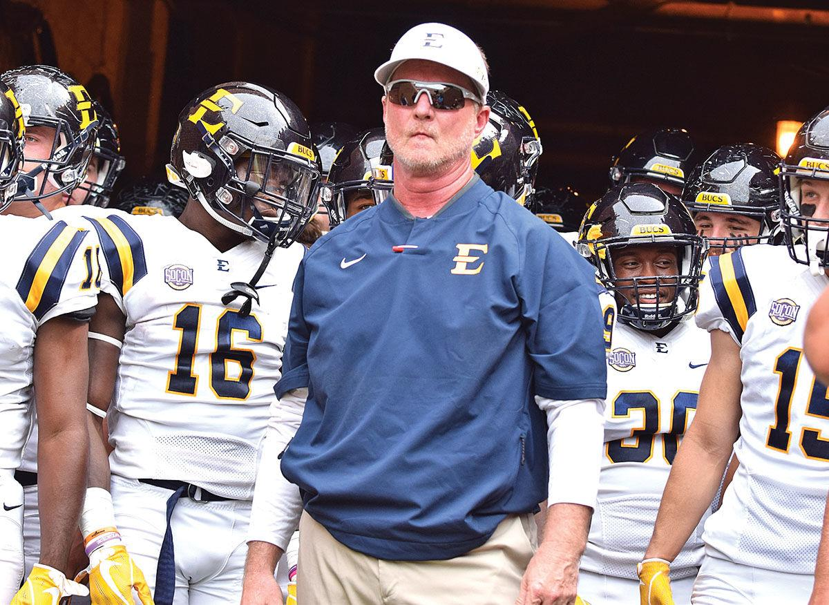 reputable site a7dca 29830 Morristown connection has ETSU football off to 3-1 start ...
