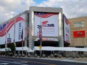 Oklahoma Republicans participate in Cleveland Convention