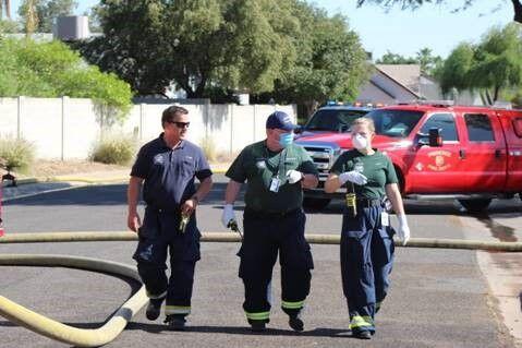 Phoenix Community Assistance Program team members