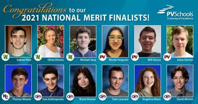 PVSchools 2021 National Merit Finalists