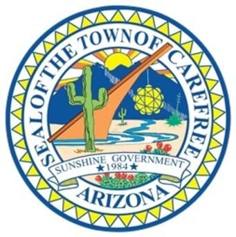 Town of Carefree seal