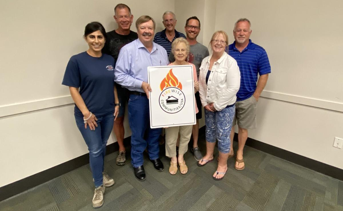 Whispering Hills Becomes Firewise Community