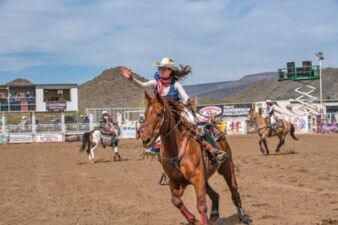 Enjoy Two Weekends of Fun During Cave Creek Rodeo Days
