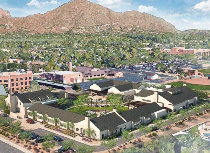 Hospice campus