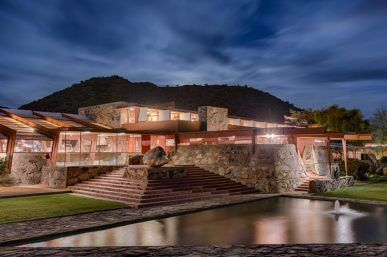 Frank Lloyd Wright Foundation Receives Grants To Support Engagement At Taliesin West