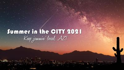 Summer in the CITY 2021 playlist