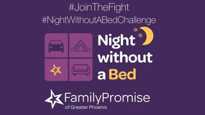 Family Promise Night Without a Bed