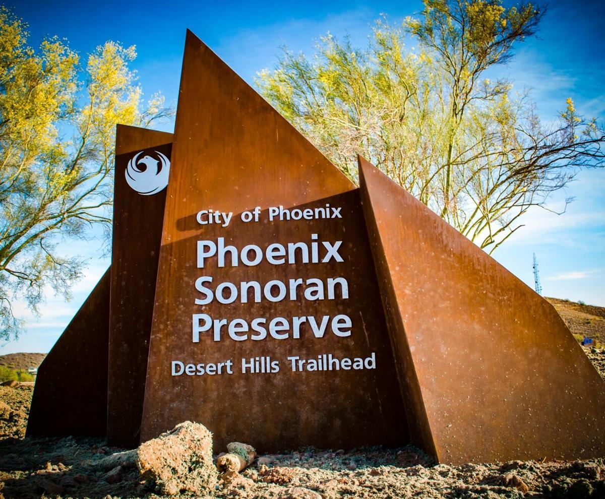 Sonoran Preserve Desert Hills Trailhead