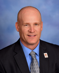 Superintendent Dr. Curtis Finch
