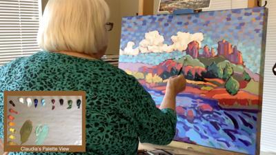 Scottsdale Artists School Claudia Hartley