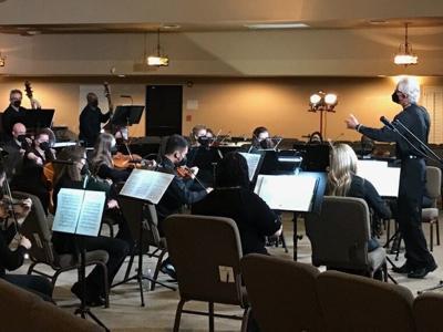 NVSO String Orchestra