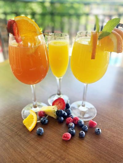 Z'Tejas mimosas