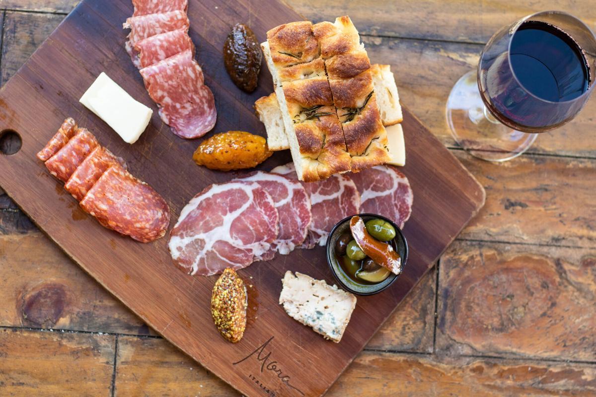 Mora Italian Cheese and Salumi