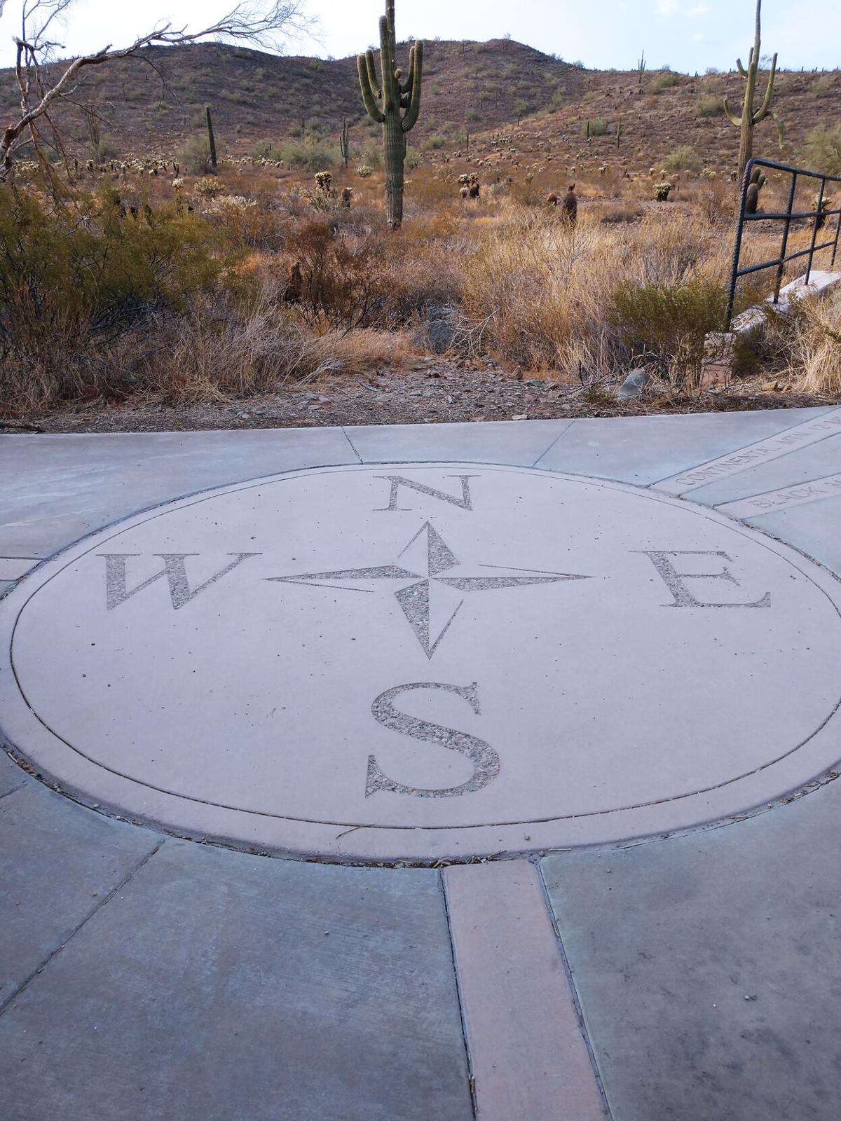 Apache Wash Trailhead direction
