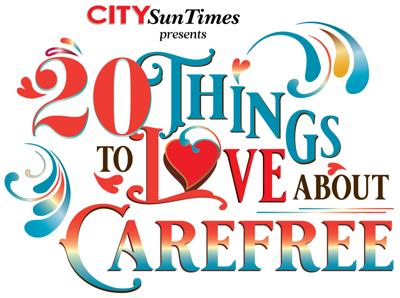 20 Things To Love About Carefree