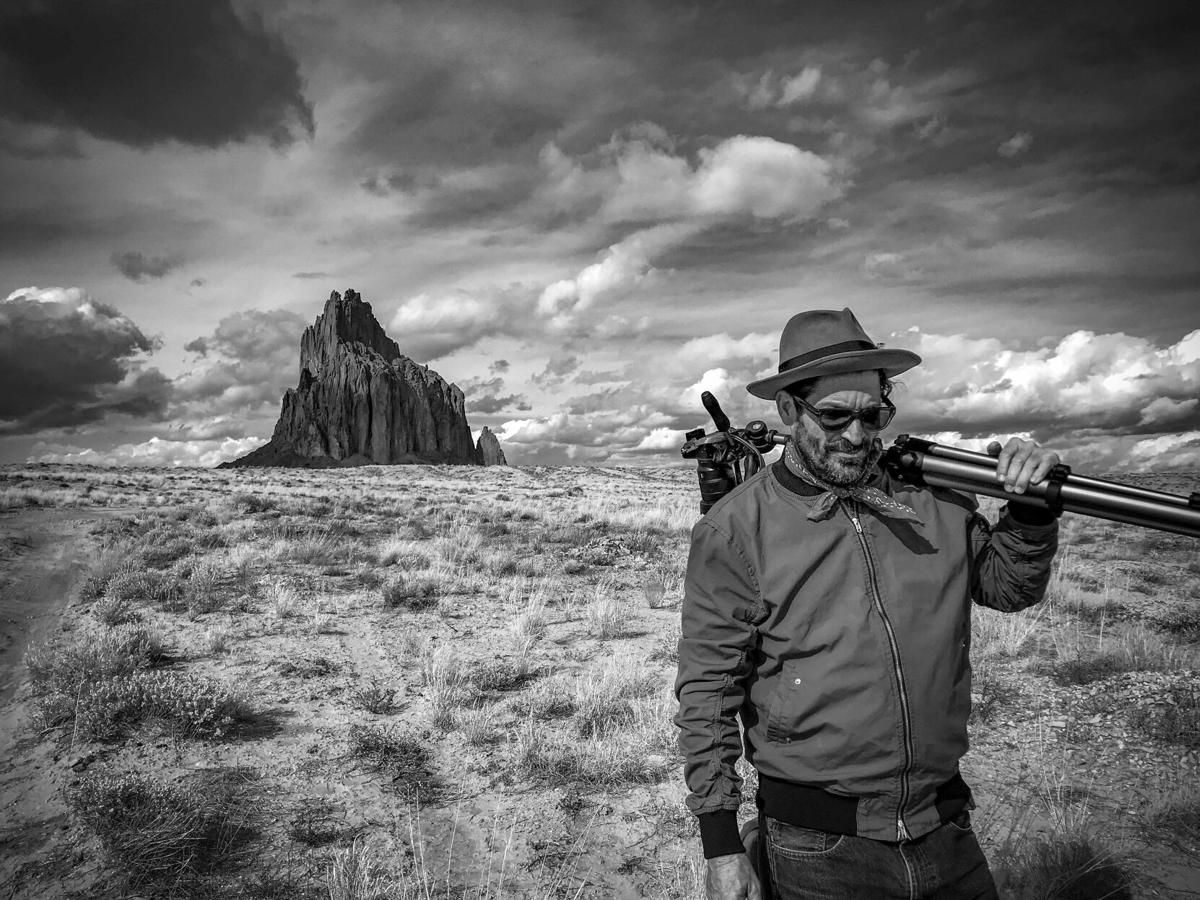 HITH Photographer Jon Linton out in the field