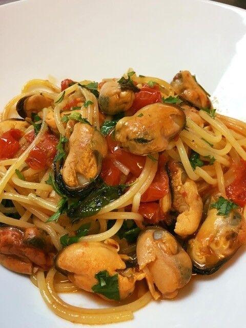 Corrado's Spaghetti alla Tarantina