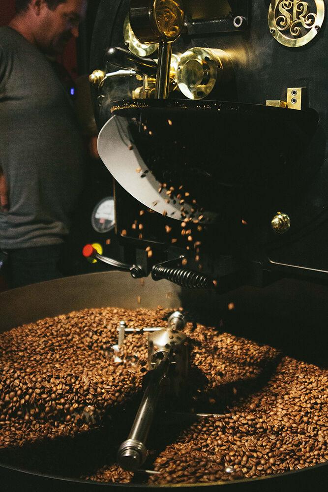 roastery batch drop 2 – credit Cartel Coffee Lab