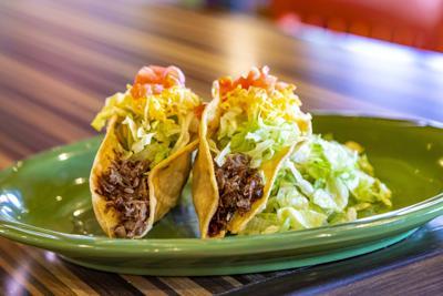 Macayo's Shredded Beef Tacos
