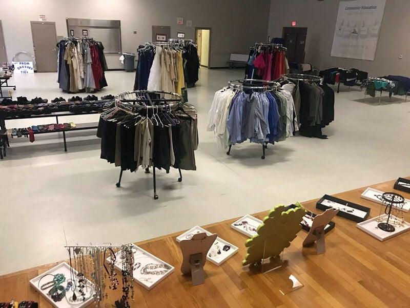 PVEA_Clothing donations