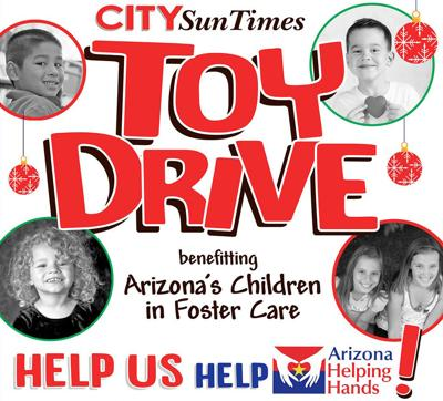 CST Toy Drive