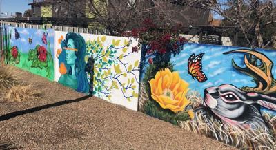 Phoenix Mural Project 2021 murals