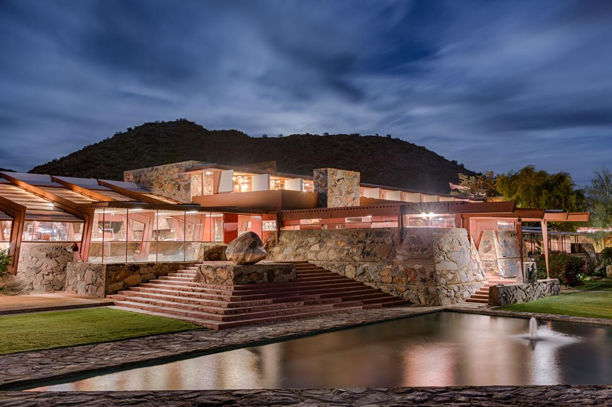 2017 Taliesin West_Front evening_photo credit Andrew Pielage.jpg