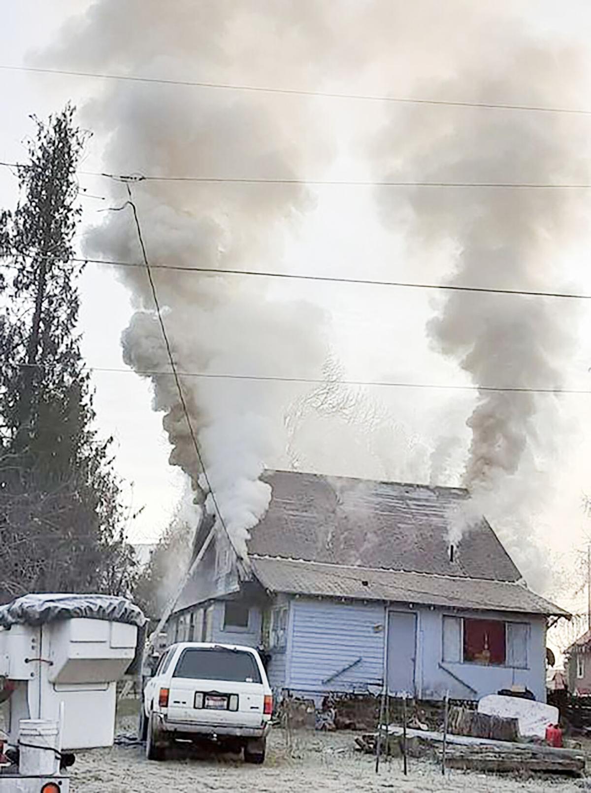 Hill Street fire photo 2