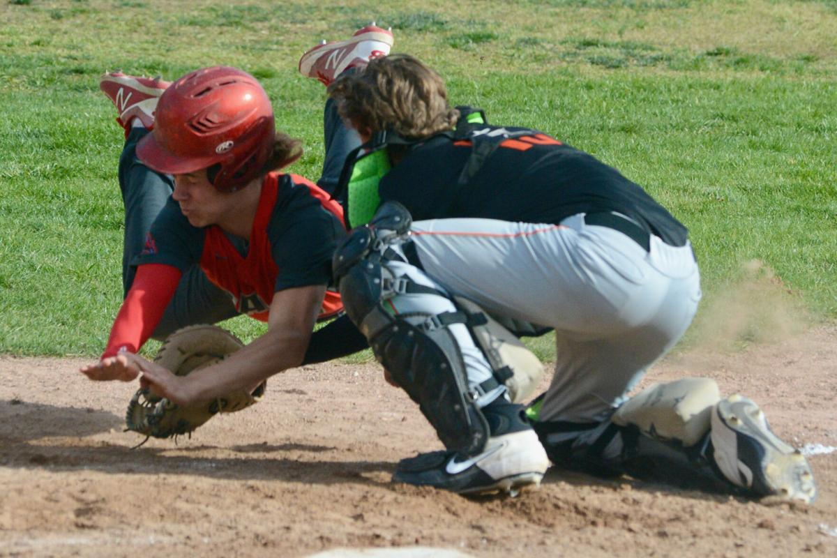Rams split with Troy in Whitepine showdown
