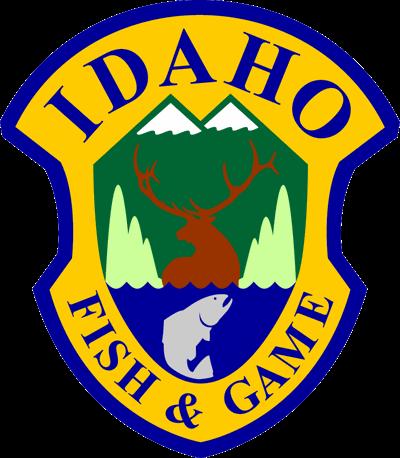 Idaho Department of Fish and Game (IDFG) logo