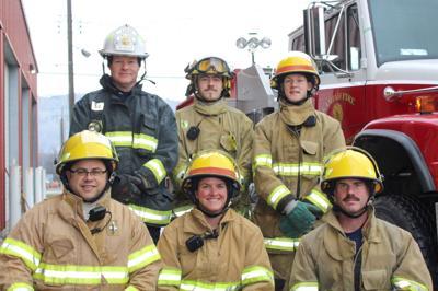 Kamiah-Fire Rescue staff photo