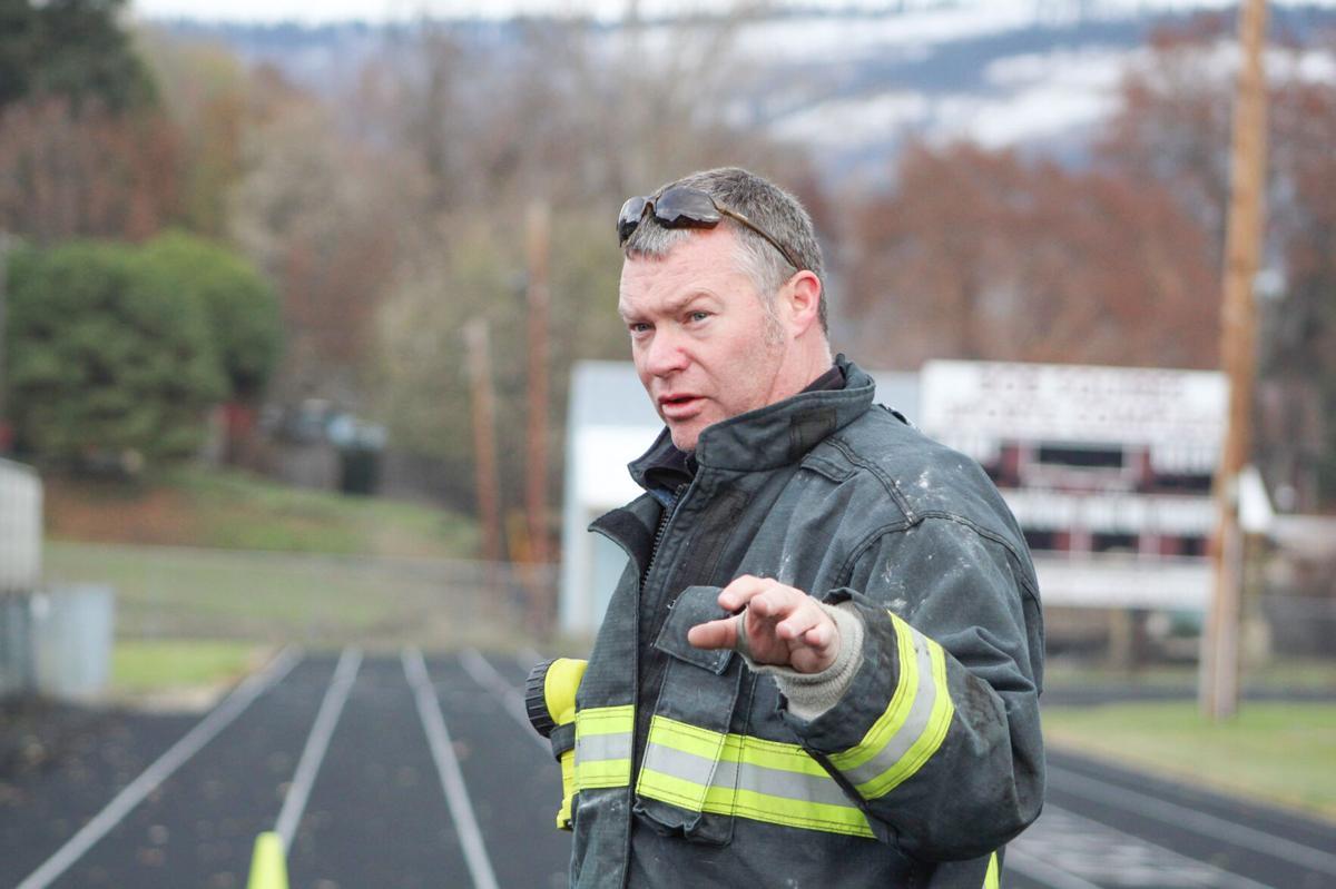 KFR Chief Bill Arsenault photo