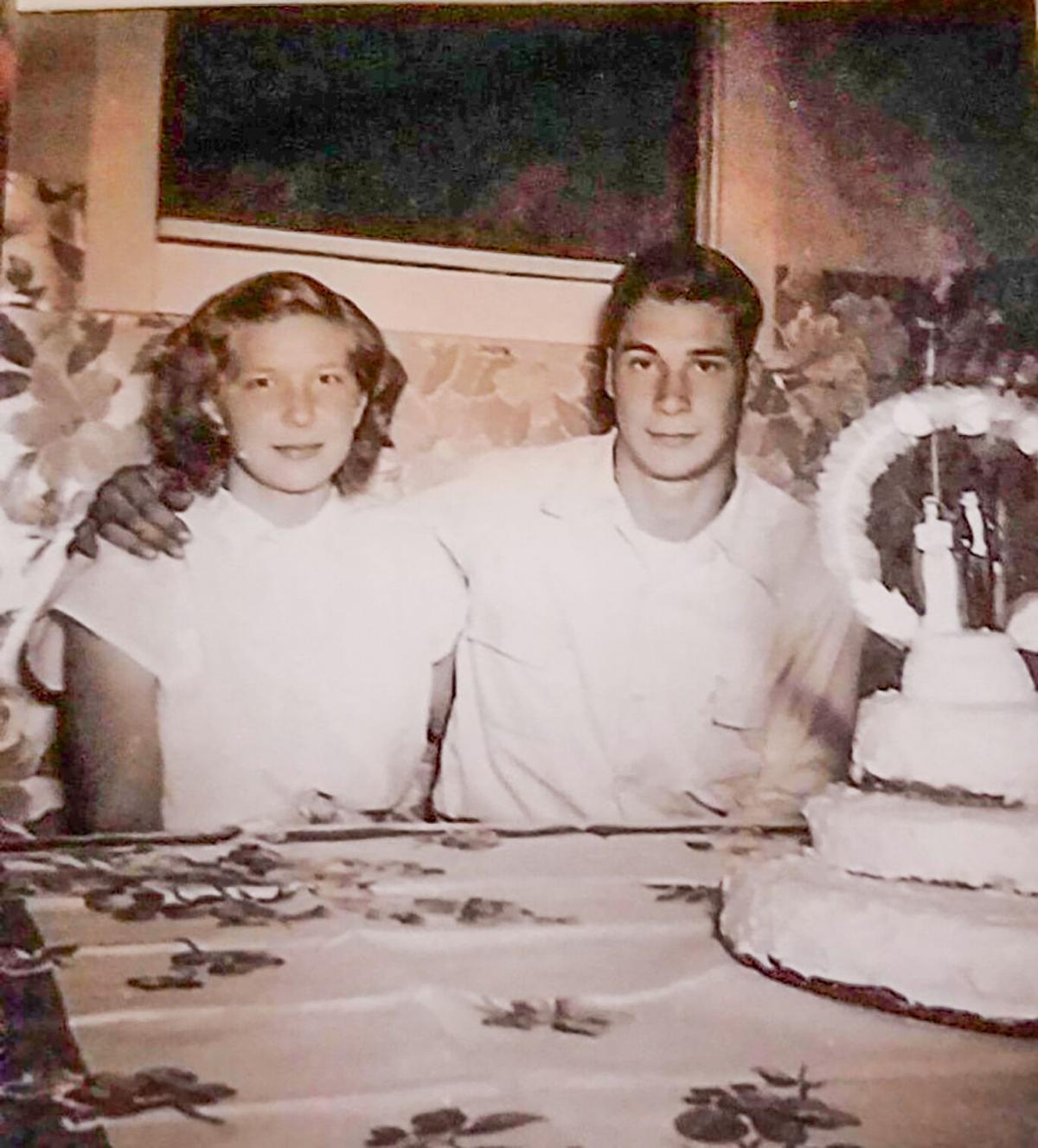 Ron and Geraldine Wilson photo 1