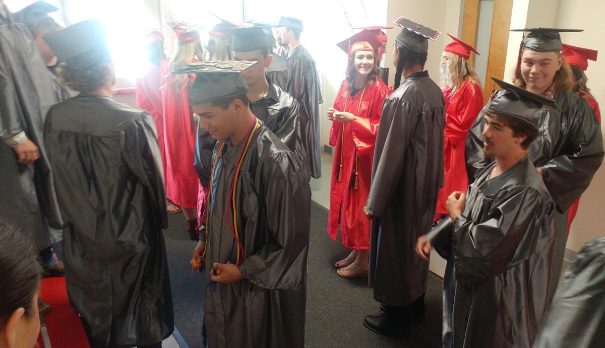 CVHS 2021 grads photo 1