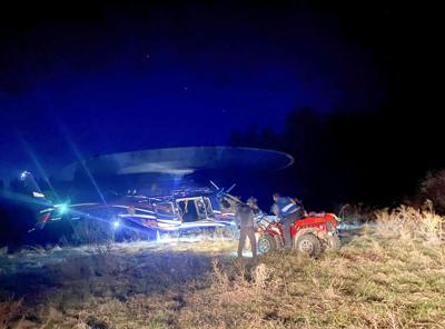 ATV accident photo