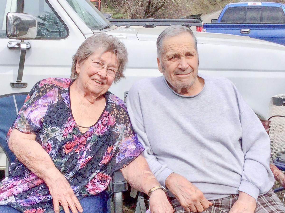Ron and Geraldine Wilson photo 2