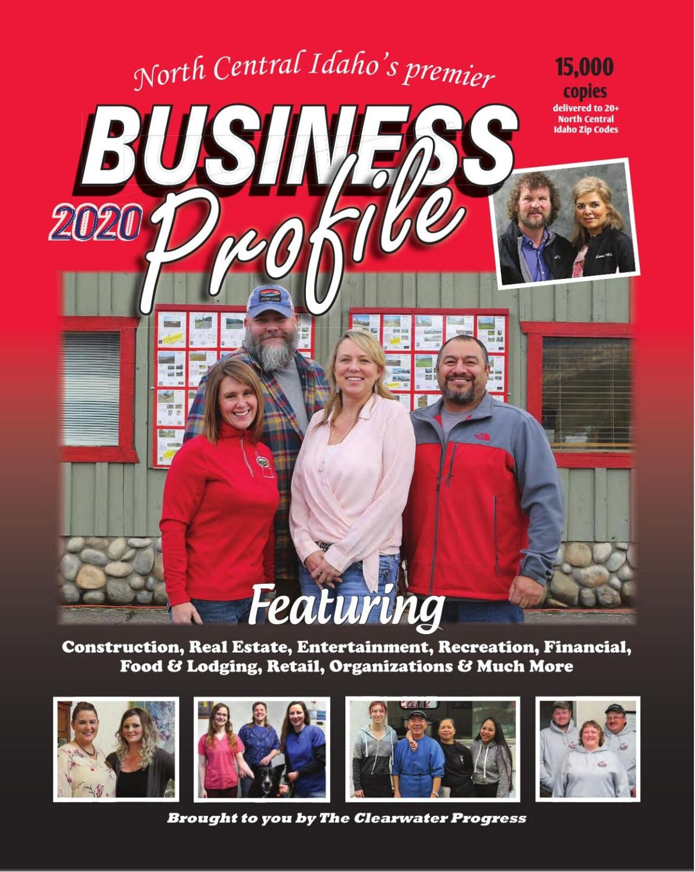 2020 Business Profile