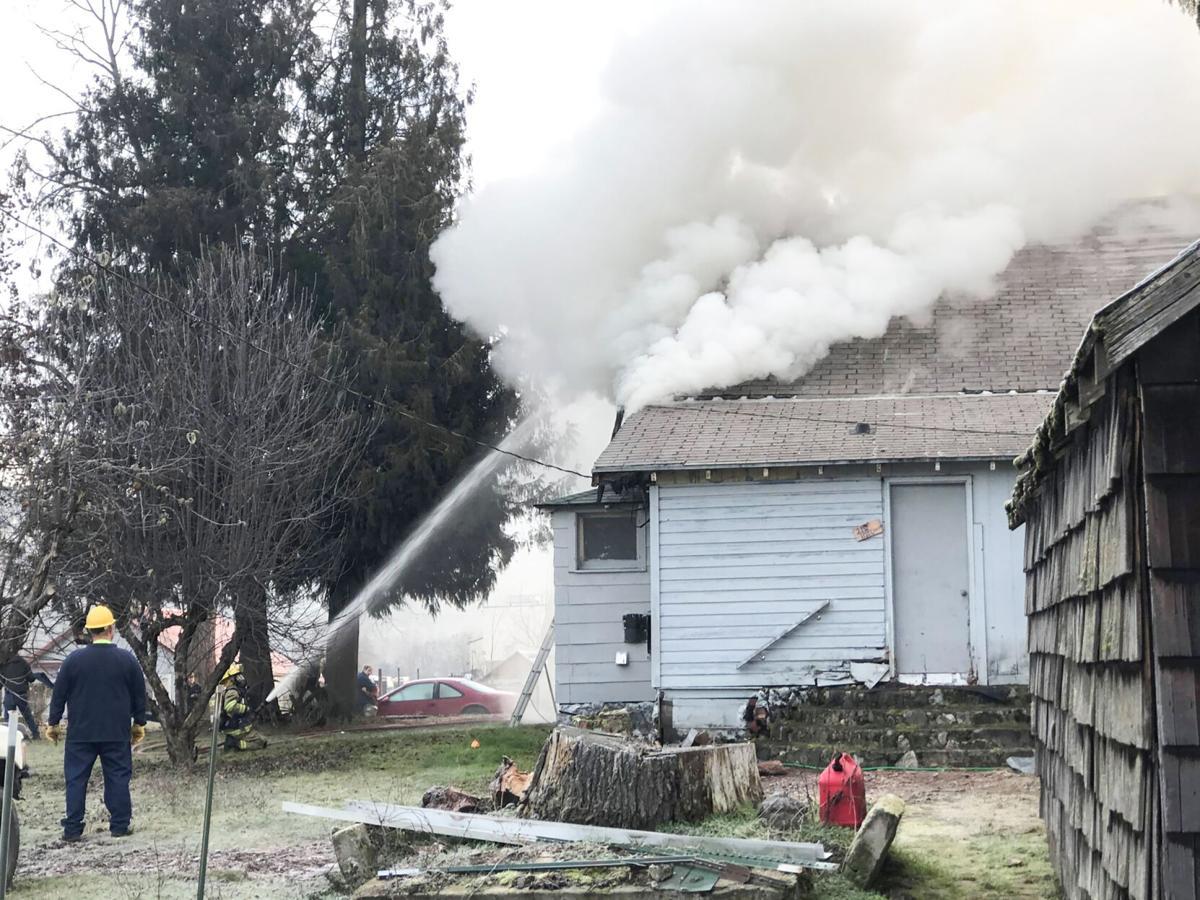Hill Street fire photo 1