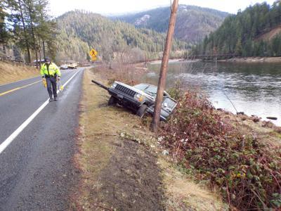 U.S. Highway 12 accident photo