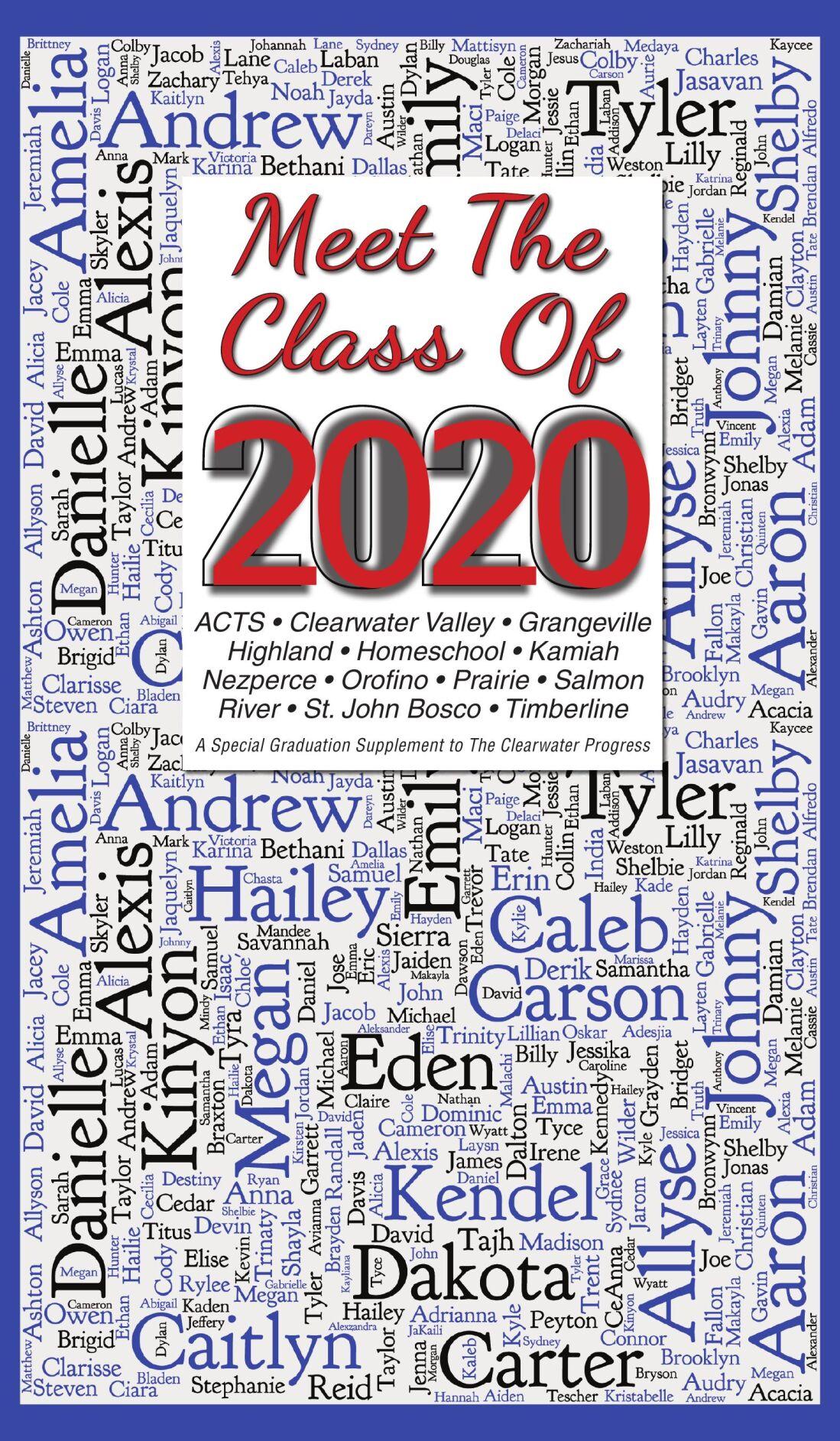 2020 graduation profile