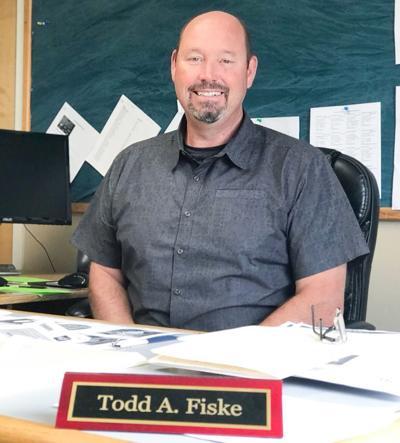 Todd Fiske mug