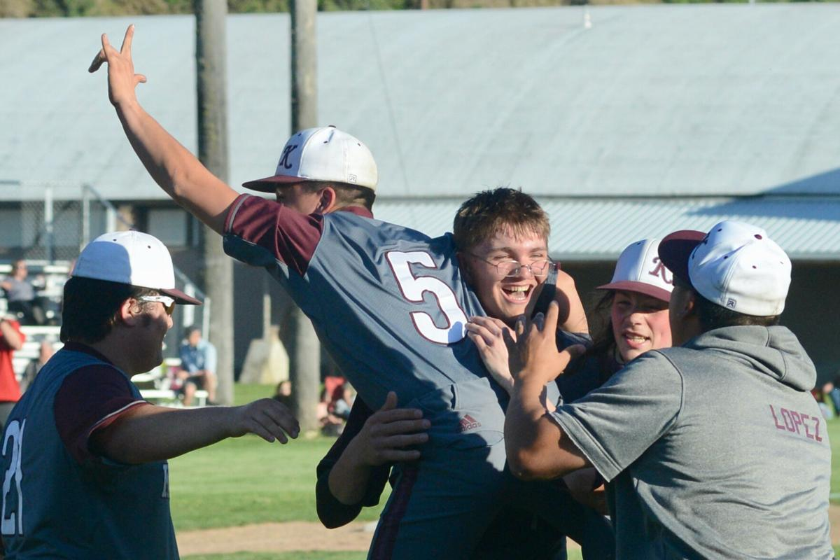 Kubs top Rams in district baseball play-in