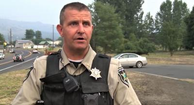 Lewis County Sheriff Jason Davis photo