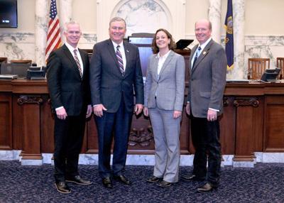 GOP House Leadership photo