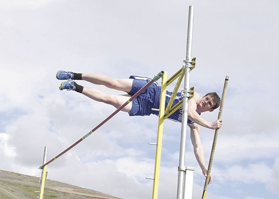 OHS Track - Eric Perry
