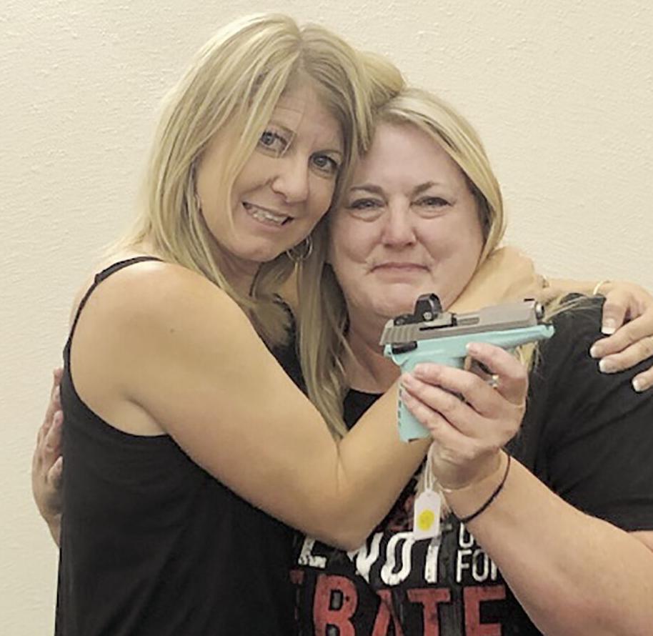 NRA--Amy Powers, Jocee Vreeland