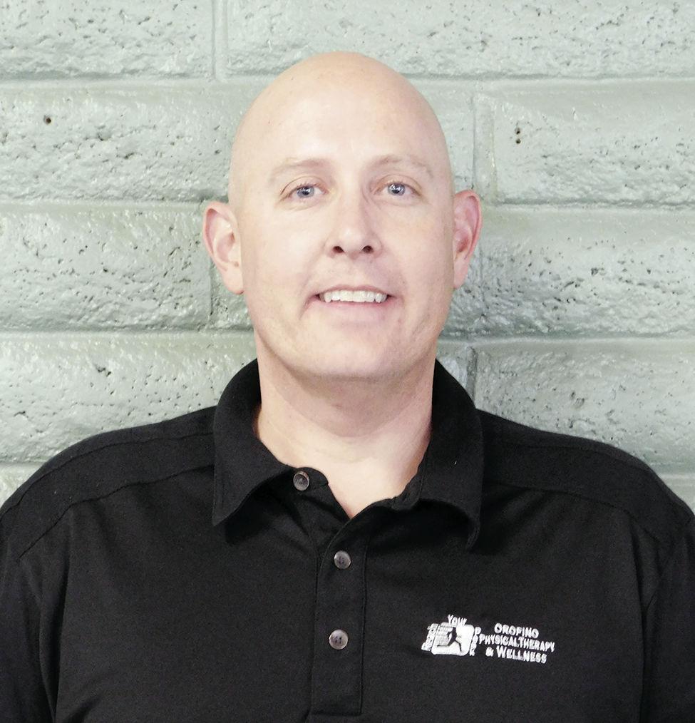 Candidate Josh Tilley
